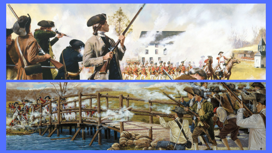 Lexington and Concord: 7 British Military Blunders