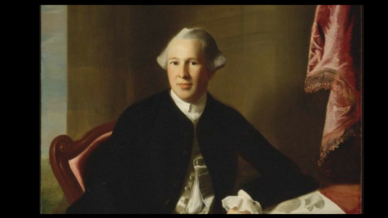 From Life to Legend: Dr. Joseph Warren 1741 – 1775