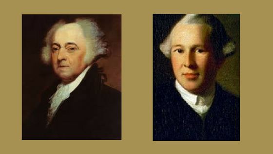 John Adams' and Joseph Warren's Last Correspondence