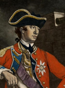 General William Howe – Salina B Baker