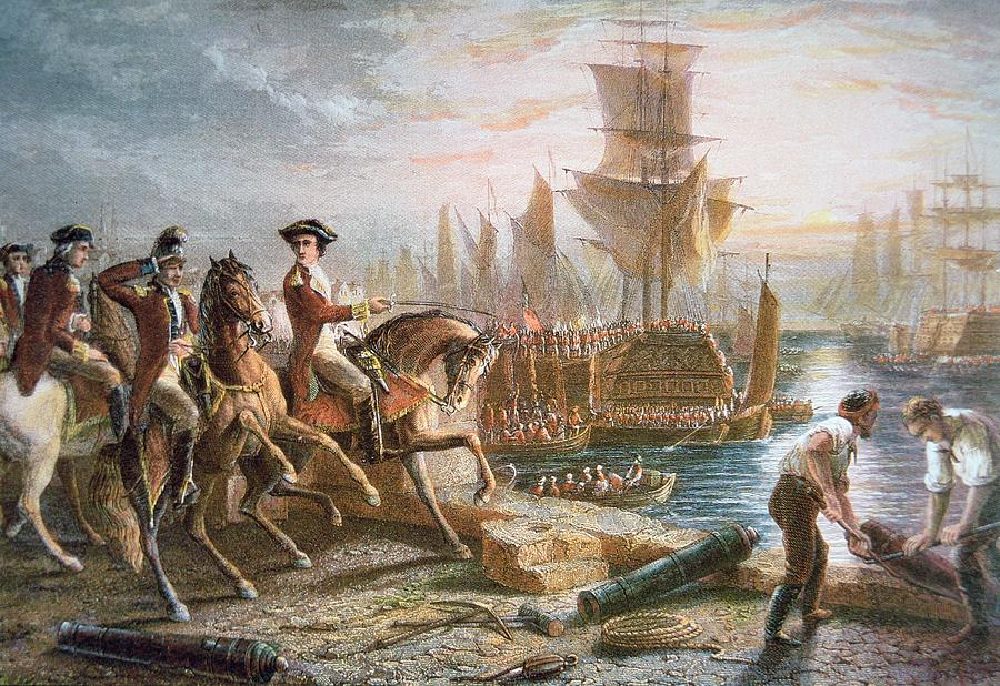 Evacuation Day: The End of the Siege of Boston