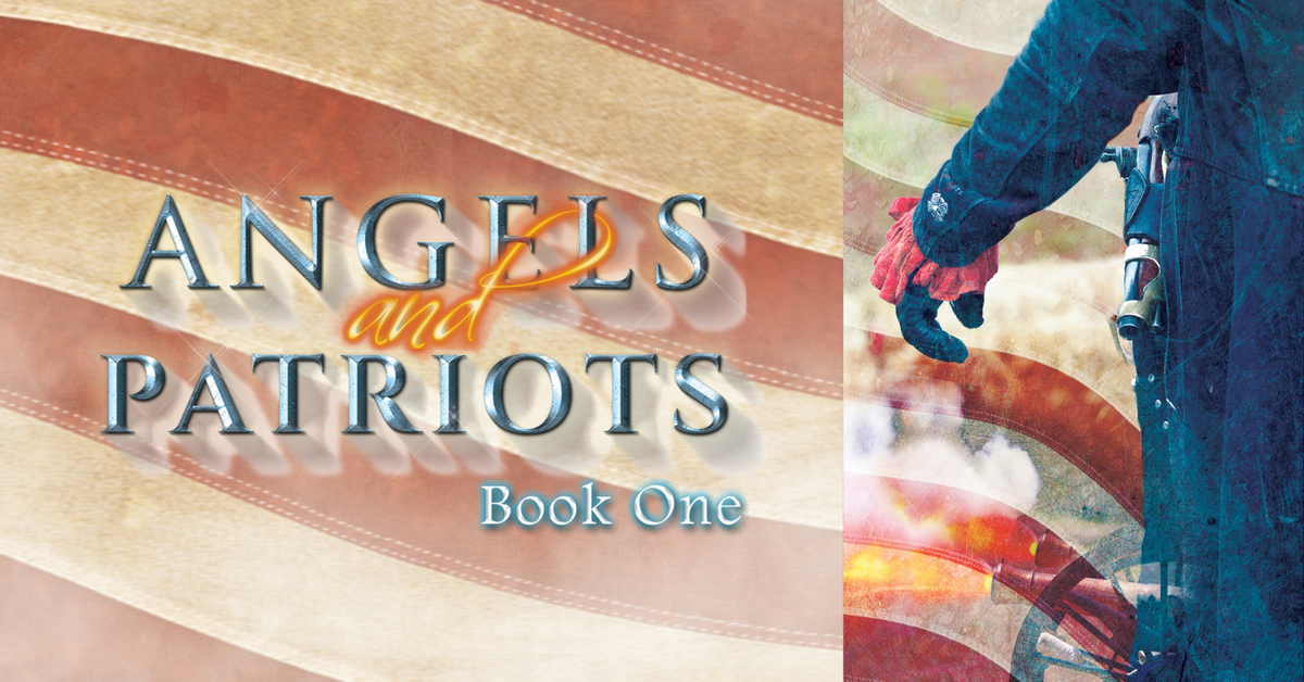 Angels & Patriots: Book One has won recognition with four awards!