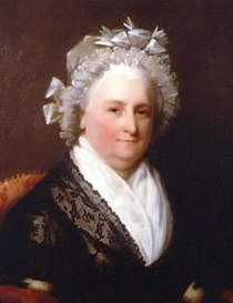 210px-Martha_washington
