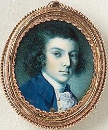 "John Parke Custis ""Jacky"", 1772"