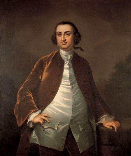 John Parke Custis, 1757