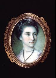 "Martha Parke Custis ""Patsy"", 1772"