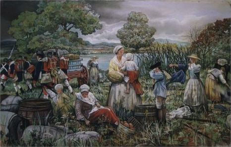 Women Camp Followers of the American Revolution