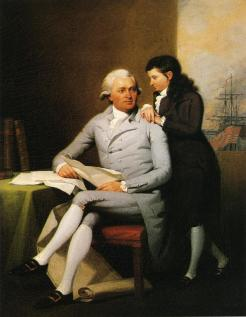 Jeremiah_Wadsworth_and_His_Son_Daniel_John_Trumbull_1784