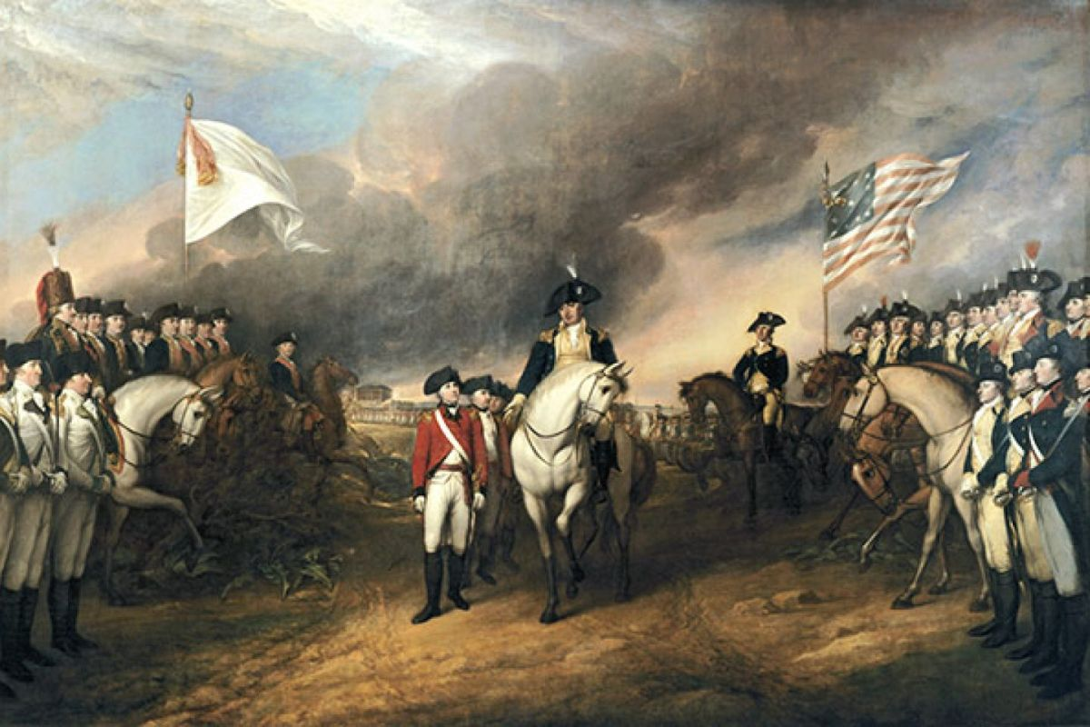 The World Turned Upside Down: The Siege ofYorktown